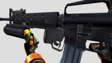Firearms: M4