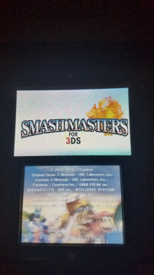 Smash Masters for Nintendo 3DS