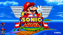 Neweegee Mario Mania Plus Wip