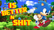 Classic Sonic Improvement Mod Generations Edition