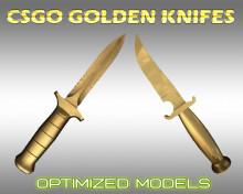 CSGO golden knifes cs 1.6