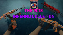 CSGO Skins The 2018 Inferno Collection