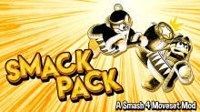 Smack Pack - A Smash 4 Moveset Mod