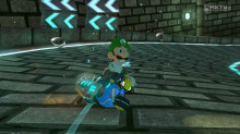 Luigi's Mansion Luigi
