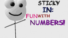 (SUPER UNFINISHED) Sticky in: fun with numbers!