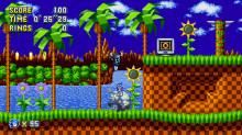 Shovel Knight in Sonic Mania