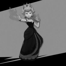 Bowsette for SSB3DS