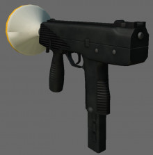 Steyr TMP with Loudencer