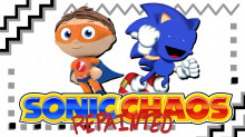 Sonic Chaos Repainted