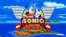 Sonic Mania Boomed