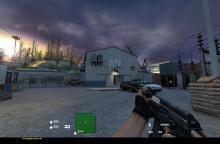 CT spawn + Bombsite A