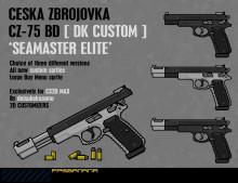 CZ-75BD [DK Custom]
