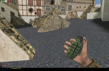 Grenade compile