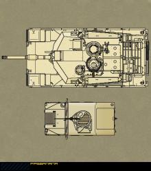 M1A2 Abrams WiP 2