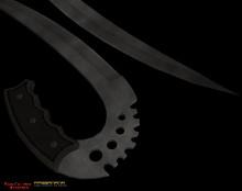Maestro's Riddick Knife Skin F