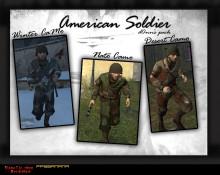 D0nn's American Soldier Pack