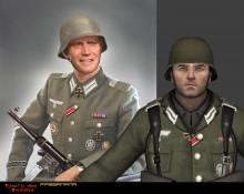 New German Soldier Uniform!