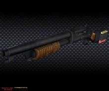 Trench Gun Shorty