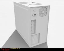 PC Case Model For Office Upd.