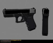 Glock 19 (KIMONO STAY AWAY)