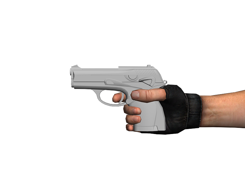 Animation Practice [Beretta 90