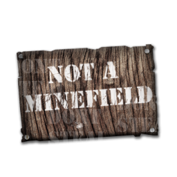 TF2 minefield decal
