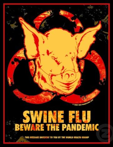 Swine Flu Blutsauger