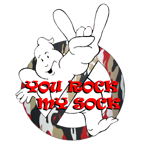 Rock my sock