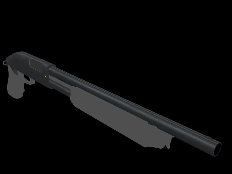 shotgun- barrels