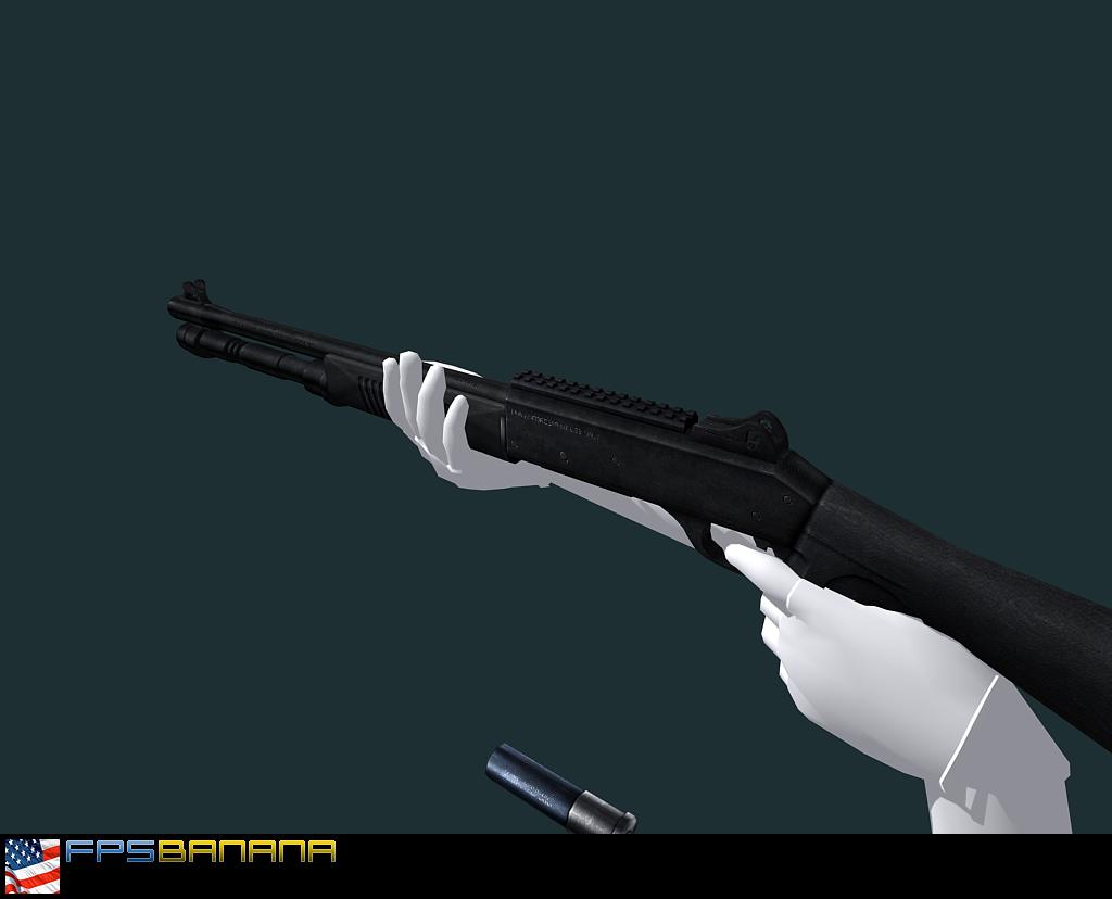 XM1014- hand rig