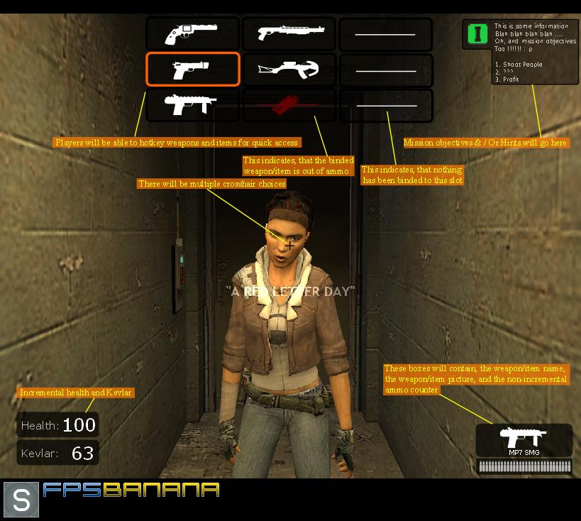 In-Game GUI (Hud)
