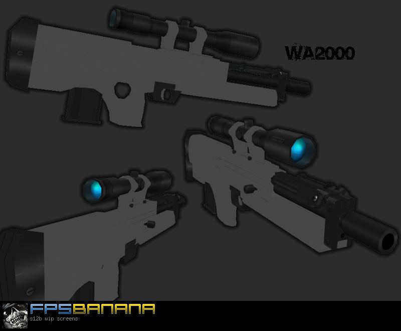 WA2000 retex