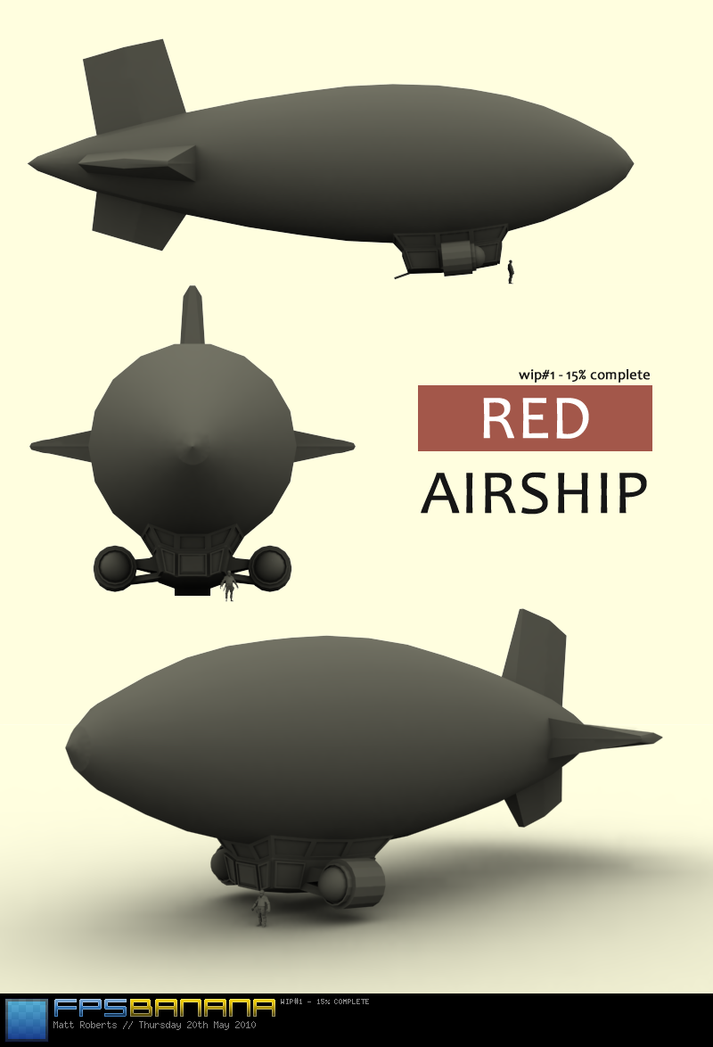 RED Airship