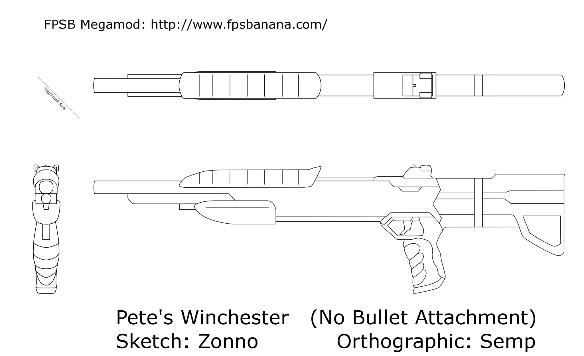 Pete's Winchester Ortho