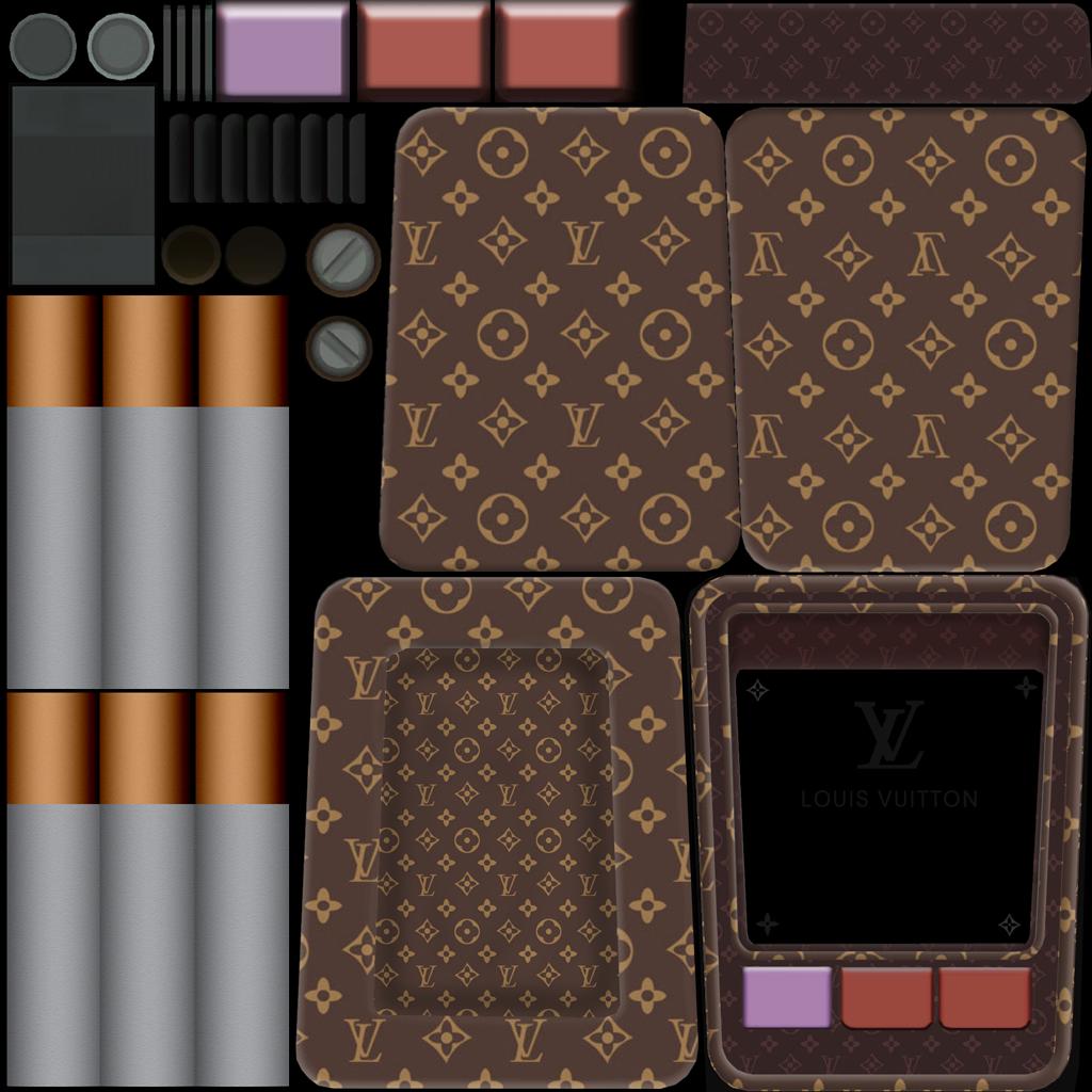 Louis Vuitton Disguise  case