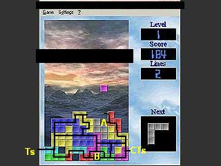 De_tetris - First look