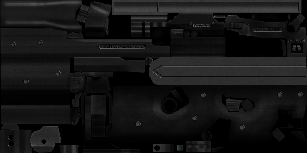 FN P90 Updated 7-21-08