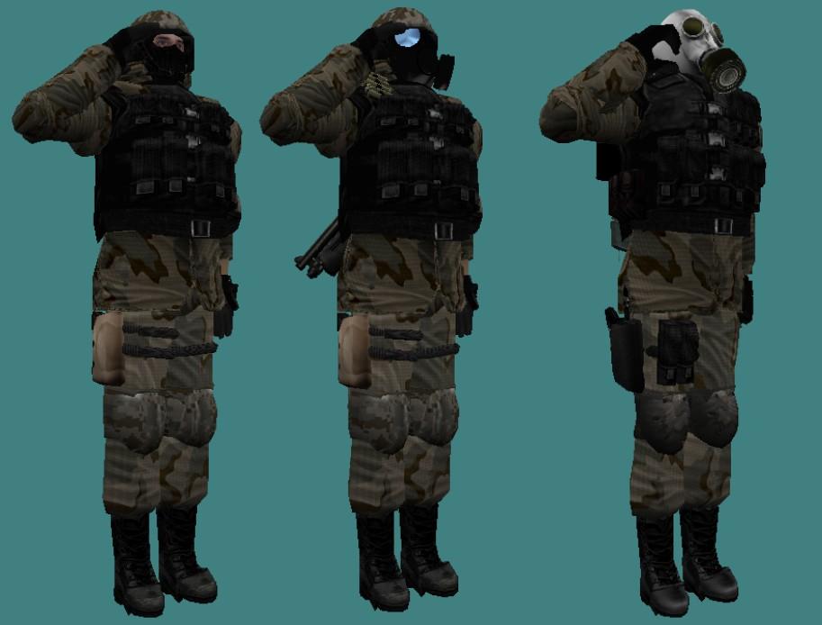 USA Army Vs. Insurgents (CT) WiP screenshot #1