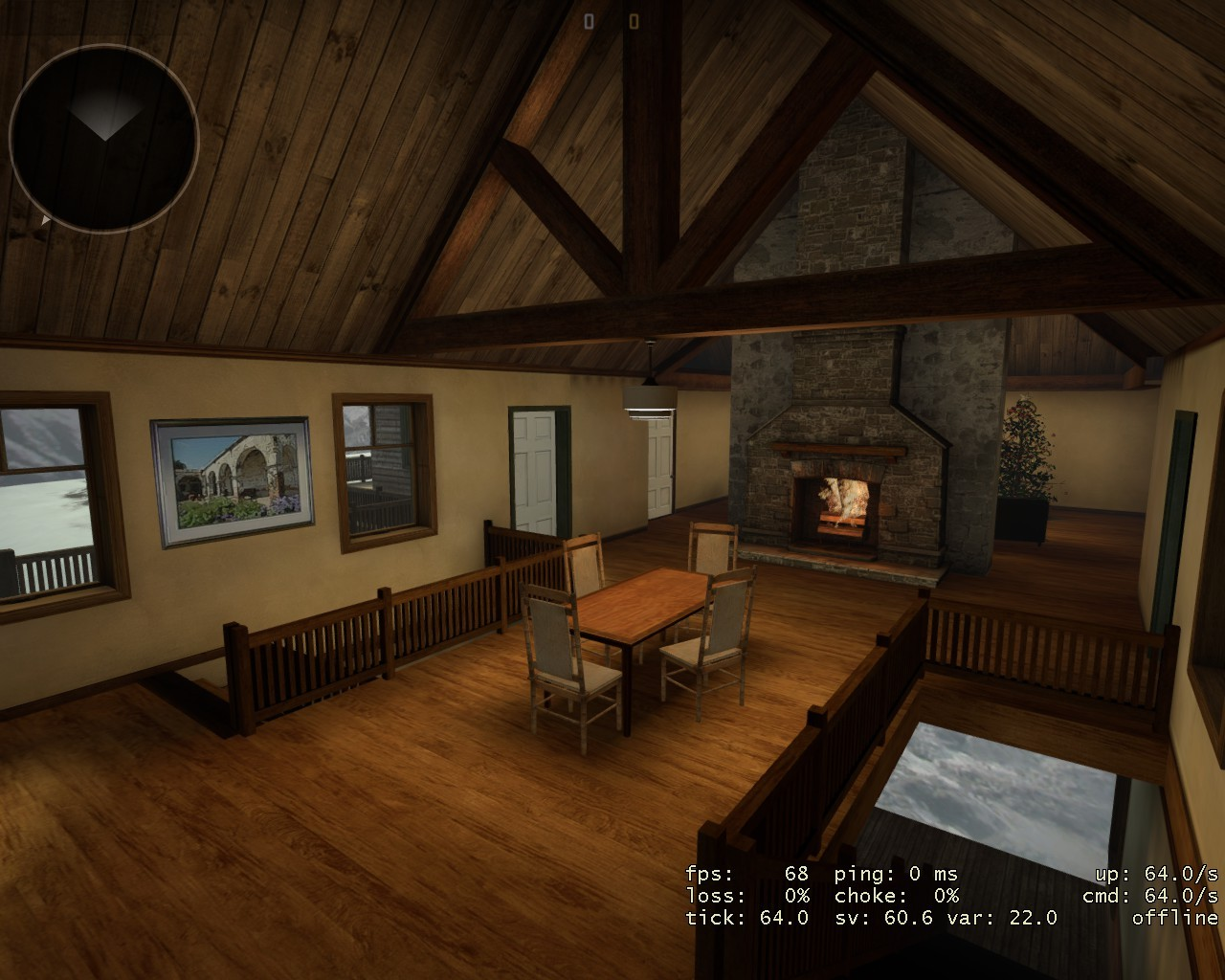 Ar_Winter_Lodge WiP screenshot #2