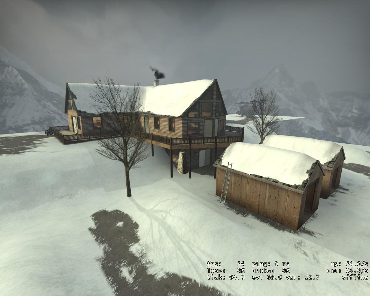 Ar_Winter_Lodge WiP screenshot #1