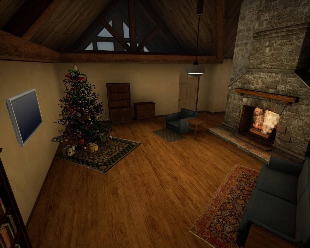 Ar_Winter_Lodge WiP screenshot #3