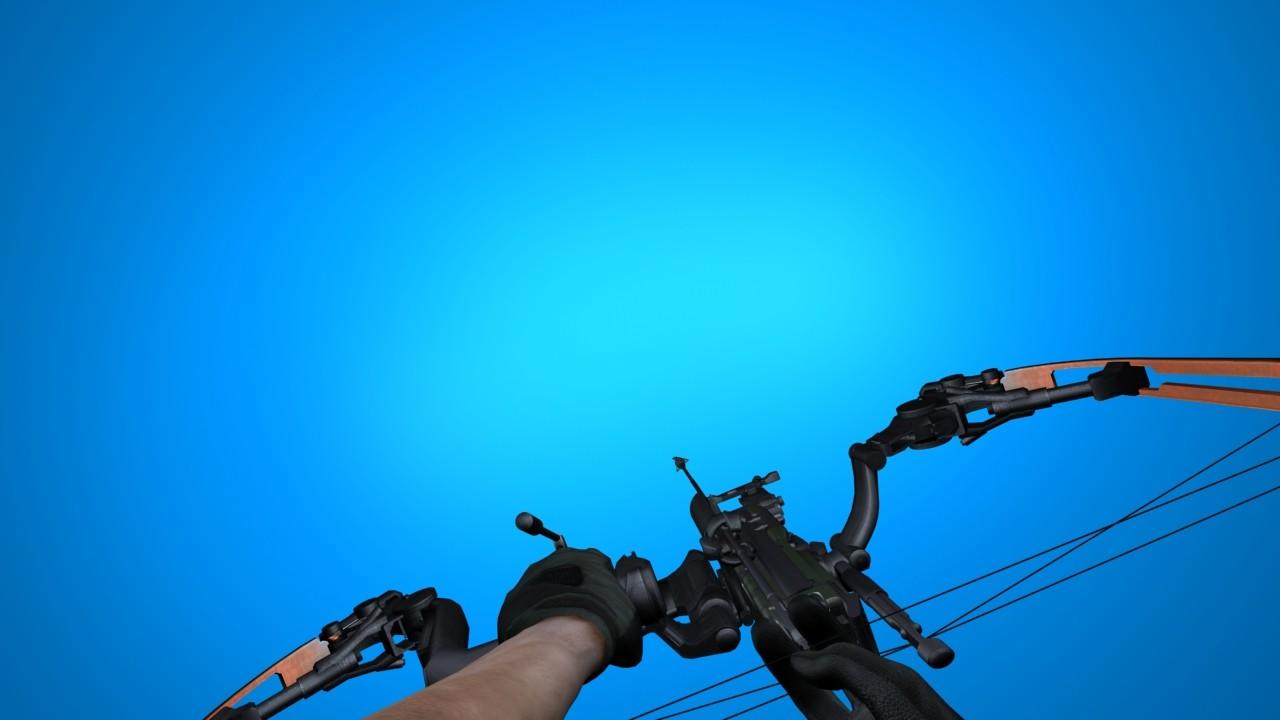 Как сделать бесконечные стрелы в crysis 3