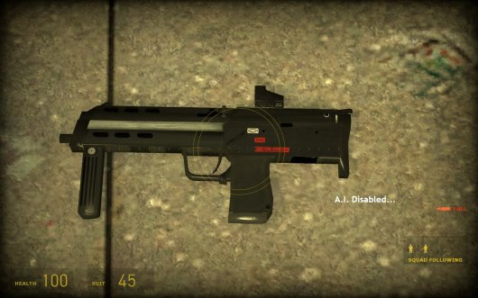 Beta MP7 Improved