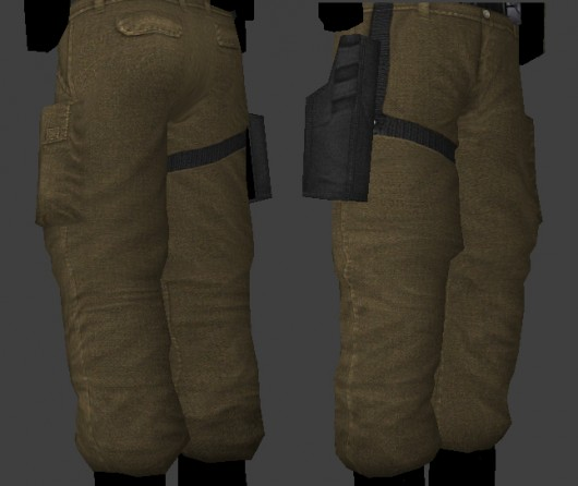Pants & Holster