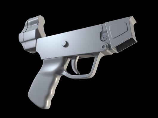 H&K MP5 SD