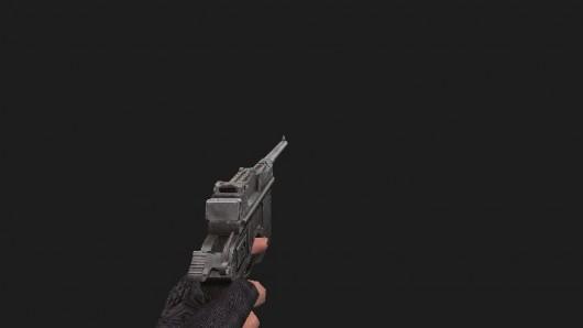 Crossfire M1896 Mauser Alike