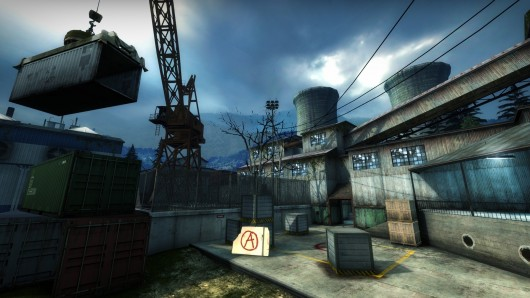 Improved de_crane for CSGO Part 3