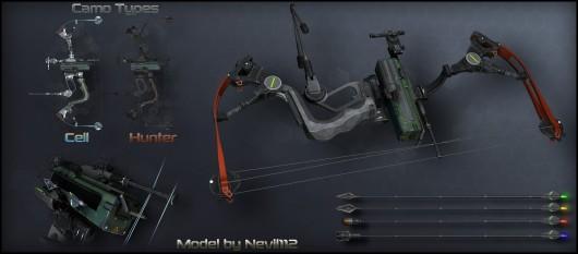 Hunter Mod for Crysis 2