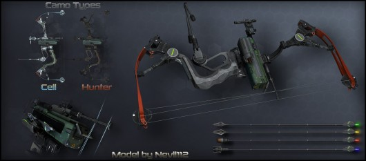 Hunter Mod for Crysis 2 WiP screenshot #1