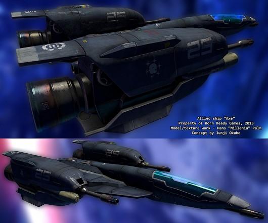 Apex class fighter